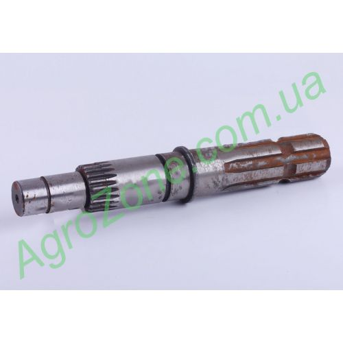Вал ВОМ L-244mm, Z-6/22Фотон 244, Джинма 244/264