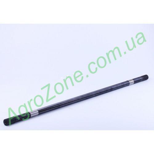 Вал ВОМ L-825mm, Z-15/15Фотон 354/404