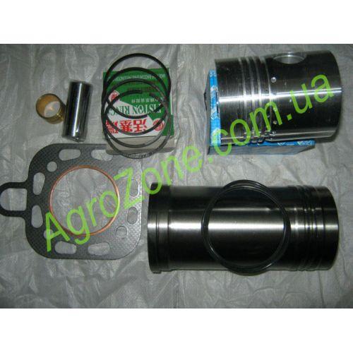Ремкомплект двигуна (поршнева група) DL190-12 Сінтай120
