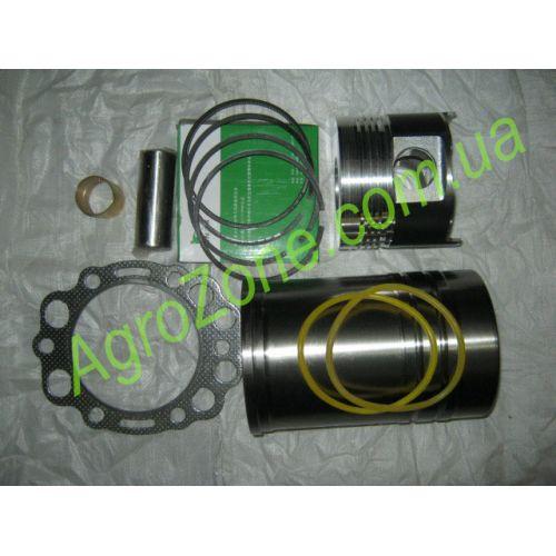 Ремкомплект двигуна (поршнева група) КМ138 Сінтай24В
