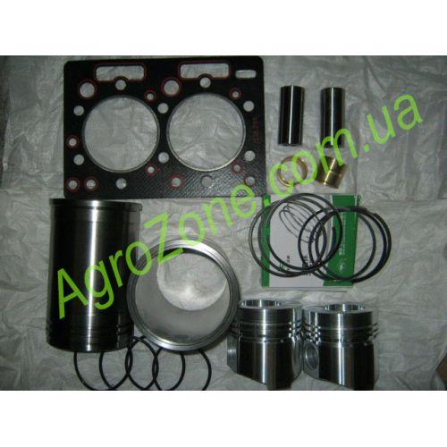 Ремкомплект двигуна (поршнева група) TY295 Сінтай220/224