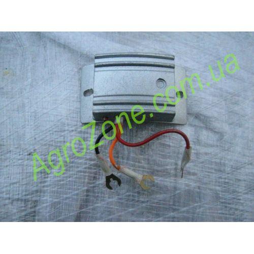 Реле заряду  JF01C-1  XT24B (для ремінного трактора)