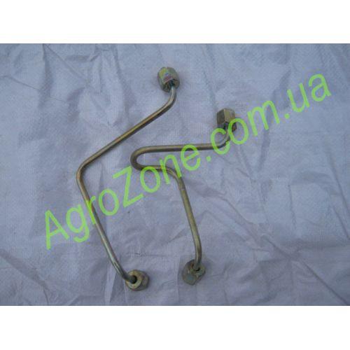 Трубка (паливопровід) ТНВД-форсунка  комплект на 2 цил. TY290/295
