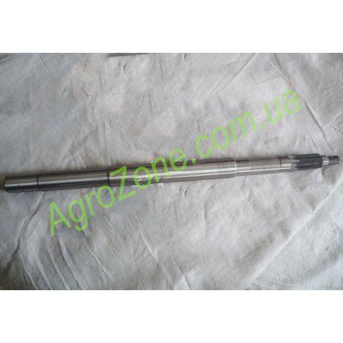 Вал первинний КПП L-536mm, тип-2 Xingtai 24B, Shifeng 244,Taishan 24 12.37.105