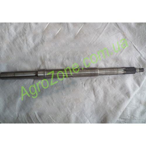 Вал первинний КПП  L-530mm, тип-3 Xingtai 24B, Shifeng 244,Taishan 24 12.37.105
