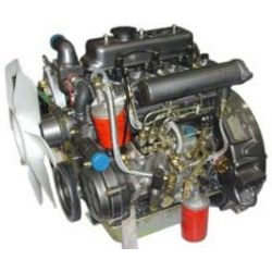 Запчастини до двигуна Y385T