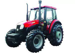 детали для трактора юто